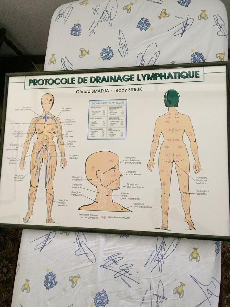 Protocole de drainage lymphatique 15 Jonquières (84)