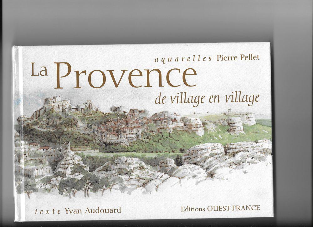 La PROVENCE - Aquarelles de Pierre PELLET 0 Mulhouse (68)