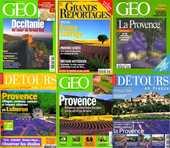 PROVENCE - géo - OCCITANIE - LUBERON 20 Paris 10 (75)