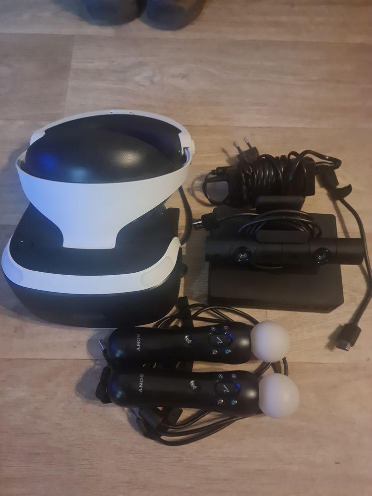 PSVR V2 - PS Moves - PS Camera 200 Paris 10 (75)