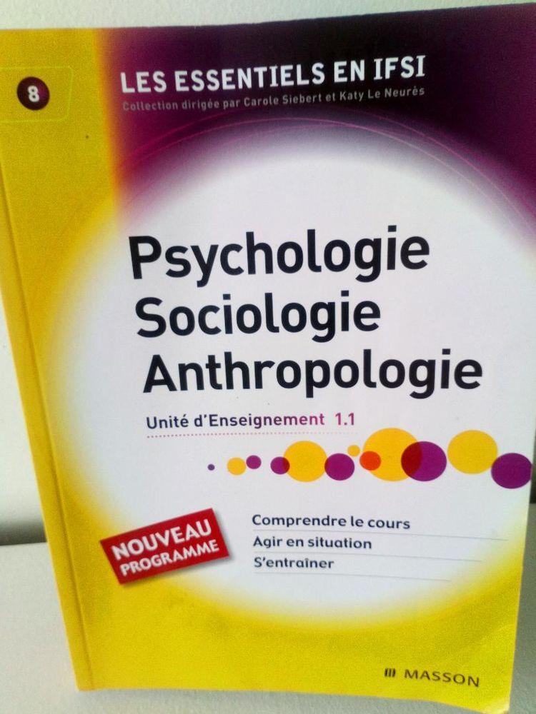 PSYCHOLOGIE/SOCIOLOGIE/ANTHROPOLOGIE 7 Bobigny (93)