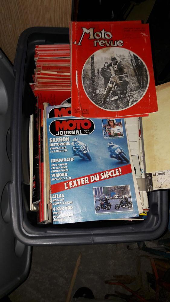 PUBLICATION  MOTO REVUE 150 Lyon 2 (69)