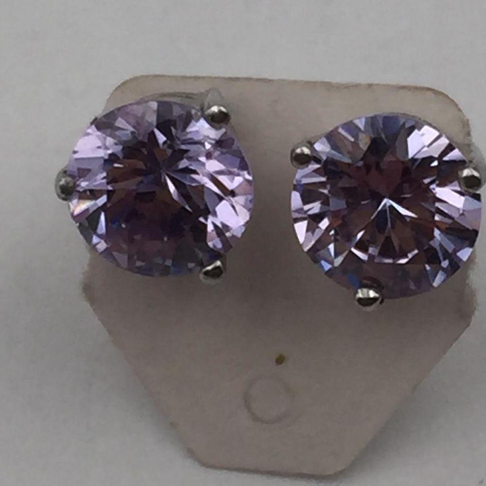 Puce Zirconium Argent 925/1000° 10 Viry-Châtillon (91)