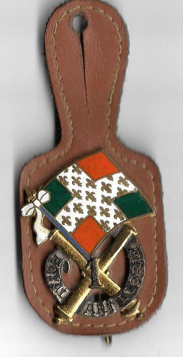 Pucelle 1er Régiment D'artillerie 10 Fayet (02)