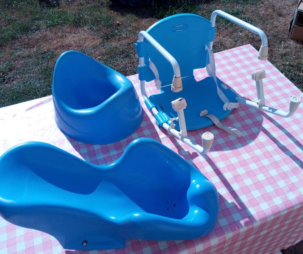 Lot puériculture: chaise fauteuil petit pot Puériculture
