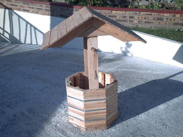 Achetez puits de decoration quasi neuf annonce vente for Puits de decoration exterieur