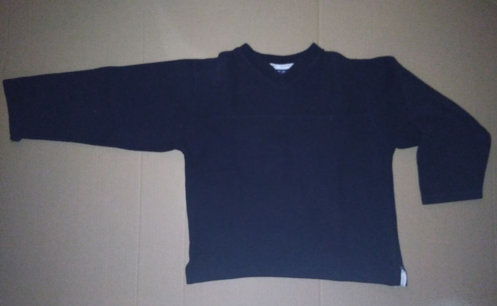 PULL COUNTRY FOR KIDS BLEU MARINE - 10 ANS 5 Semoy (45)