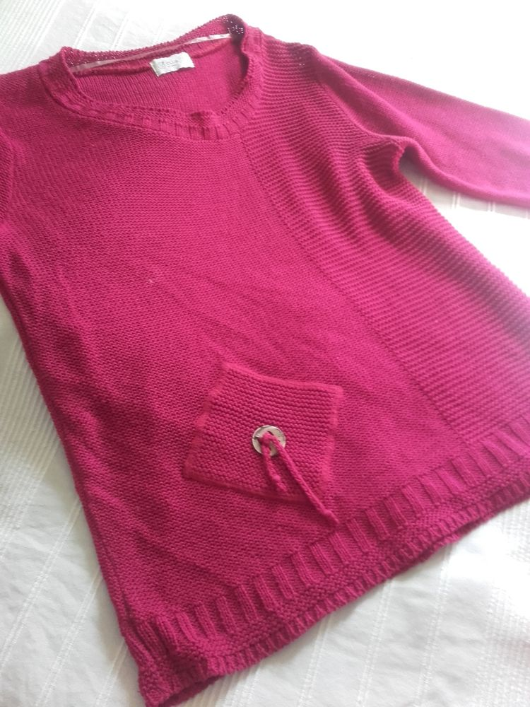 Pull femme T 42 5 Troyes (10)