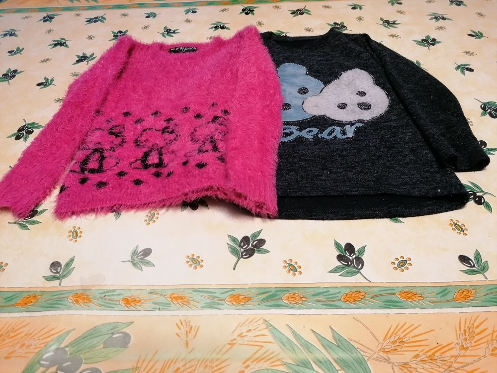 2 pull fille 4 Mulhouse (68)