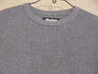 Pull uni gaufré Bizzbee (93) Vêtements