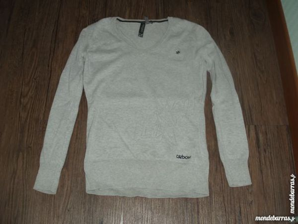 pull gris de marque « OXBOW » 7 Châteauroux (36)