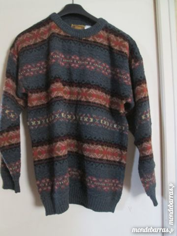 Pull homme jacquard taille 2 10 Goussainville (95)