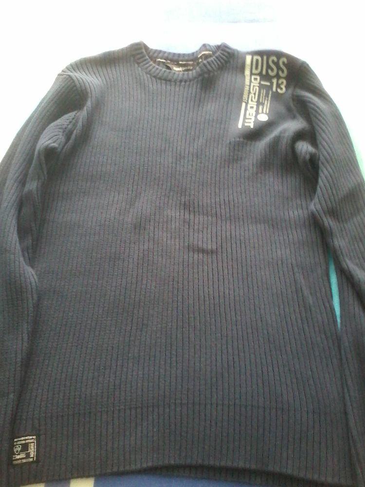 Pull homme de marque neuf étiquettes Vêtements