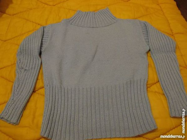 pull en laine 5 Poitiers (86)