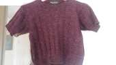 Pull manches courtes taille M/L 1 Roanne (42)
