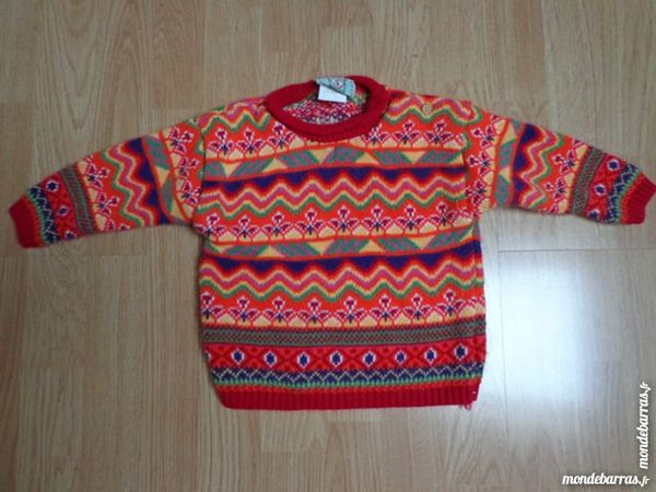 Pull manches longues taille 18 mois 5 Longperrier (77)