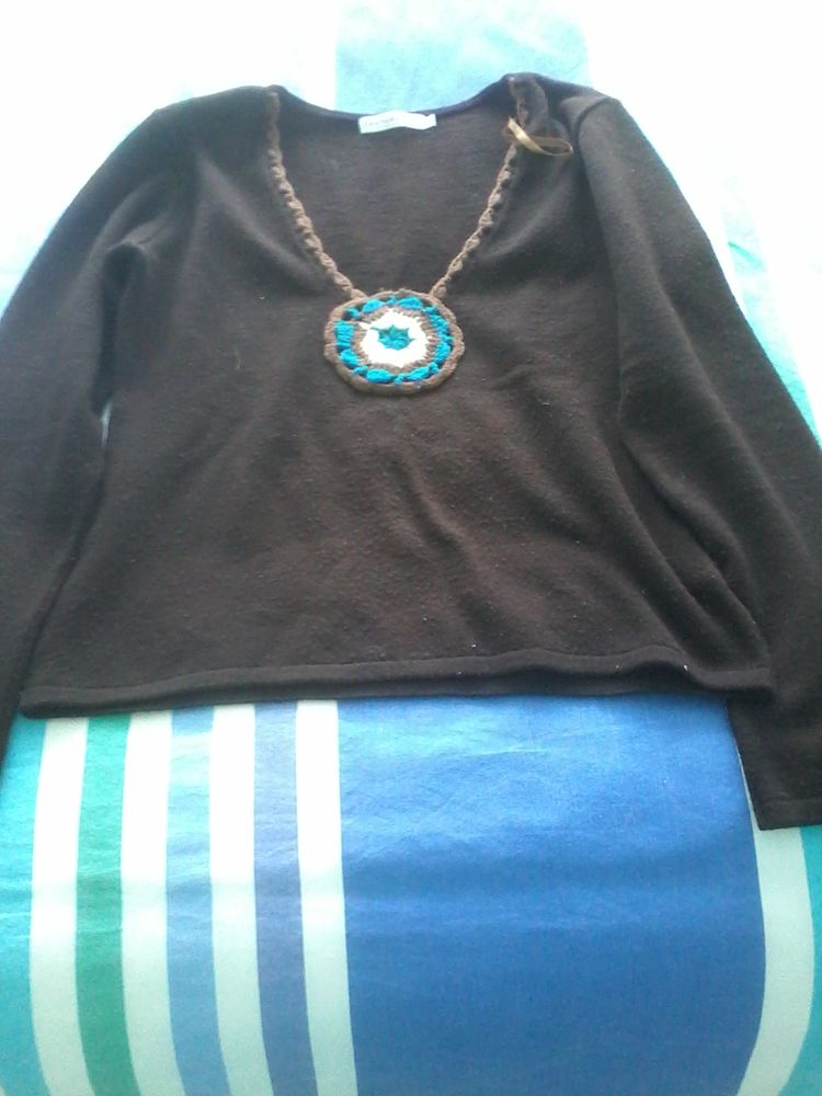 Pull  marque cache cache pour offrir  5 Tourcoing (59)