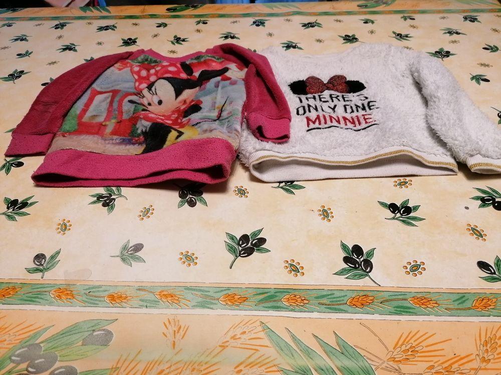 2 pull Minnie 4ans 4 Mulhouse (68)