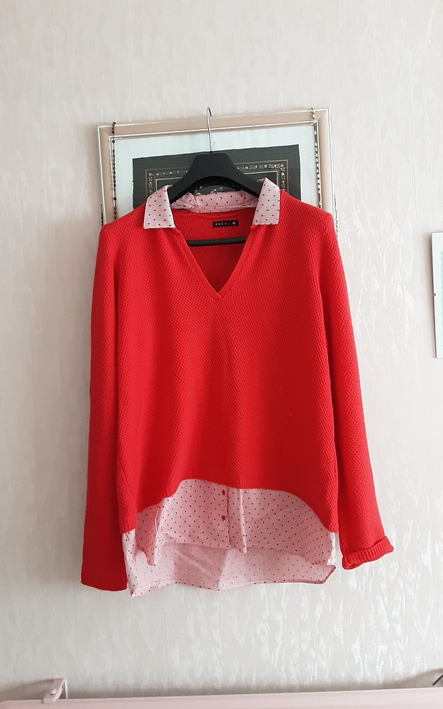 Pull Patrice Breal 6 Linselles (59)