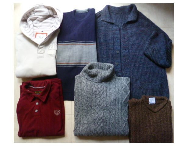 PULLS et GILET - HOMME - XL - zoe Vêtements