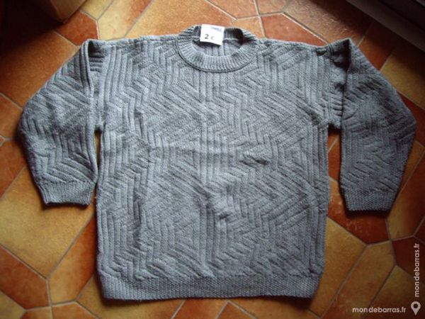 PULLS Homme T.50/52 à Taille 54 2 Bouxwiller (67)