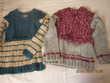 pulls over chauds en laine