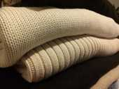 5 pulls de qualité, 100% coton, en très bon état 30 Villemur-sur-Tarn (31)