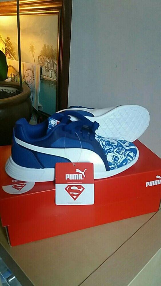 Puma superman bleu blanche neuves 33 45 Lognes (77)