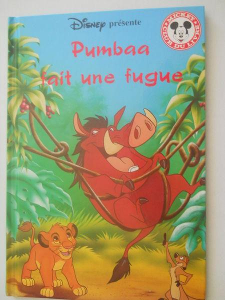 Pumbaa fait une fugue - DISNEY 3 Semoy (45)