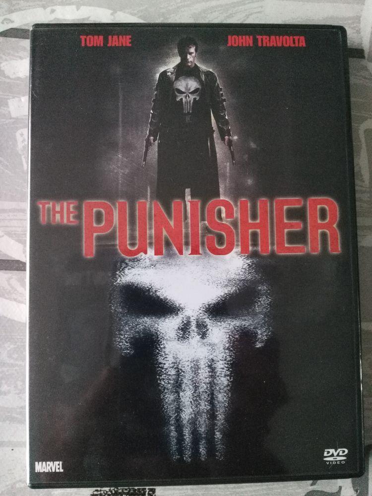 The Punisher - DVD 2 Breuillet (91)