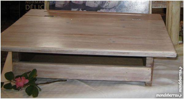 pupitre beige ciré 49cm*36,5cm*16cm 29 Livarot (14)