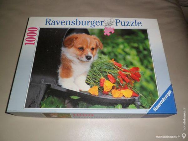 puzzle 1000 pièces 5 La Couture (62)