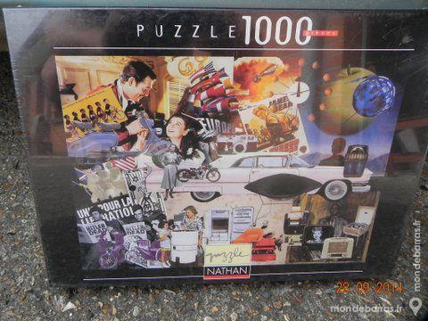 Puzzle 1000 pièces 5 Ebblinghem (59)