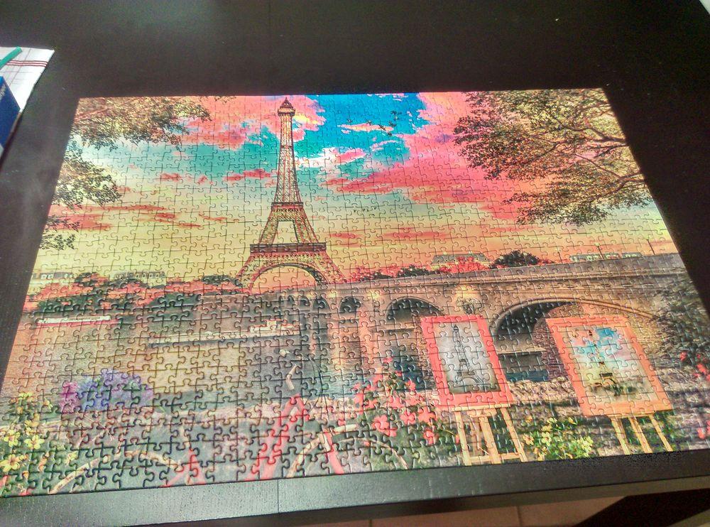 Puzzle 1000 pièces neuf 0 Joué-lès-Tours (37)
