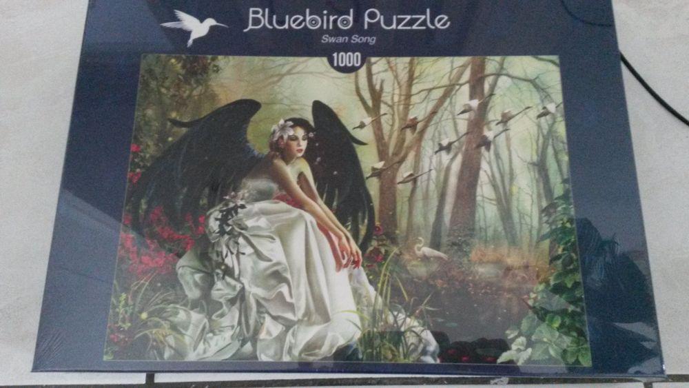 Puzzle 1000 pièces 9 Sens (89)