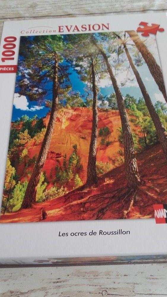 Puzzle de 1000 pièces collection évasion 10 Montfort (04)