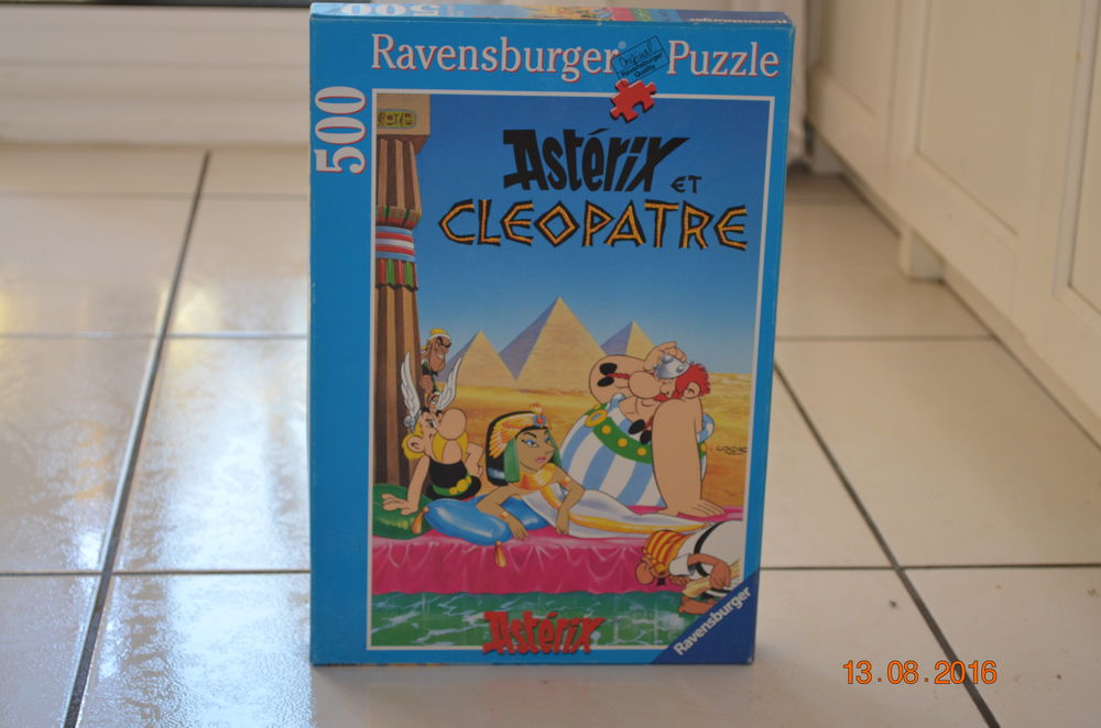 PUZZLE  ASTERIX  5 Oullins (69)