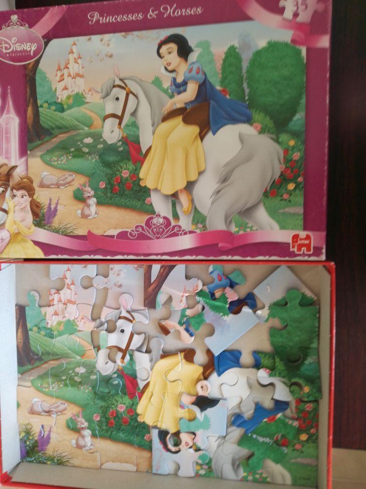 Puzzle  blanche neige - princesse 3 Chens-sur-Léman (74)