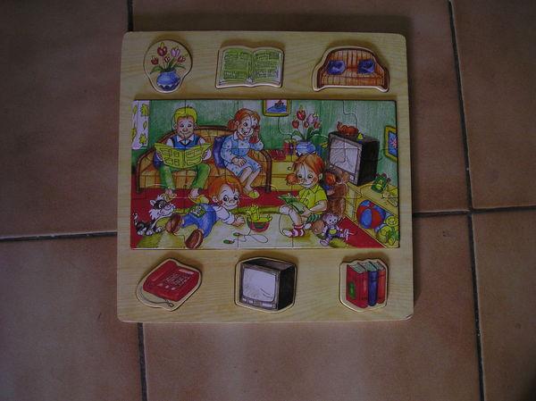 Puzzle en bois de luxe 10 Septèmes-les-Vallons (13)