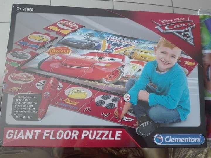 Puzzle cars électronique 10 Dechy (59)