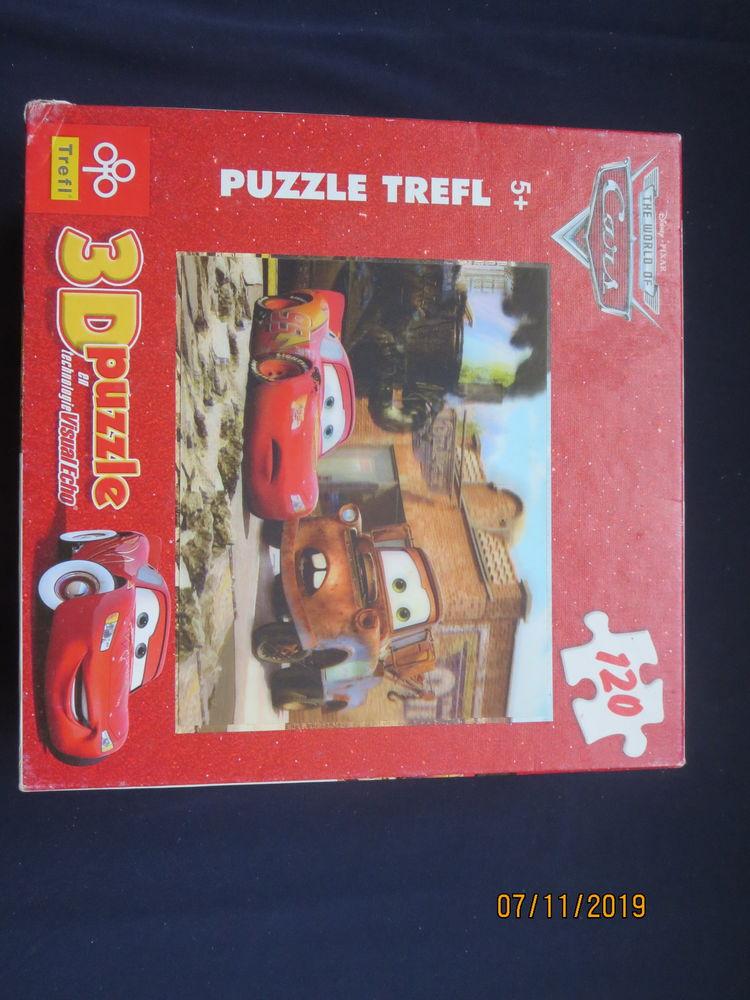 Puzzle 3 D Cars 5 Jaignes (77)