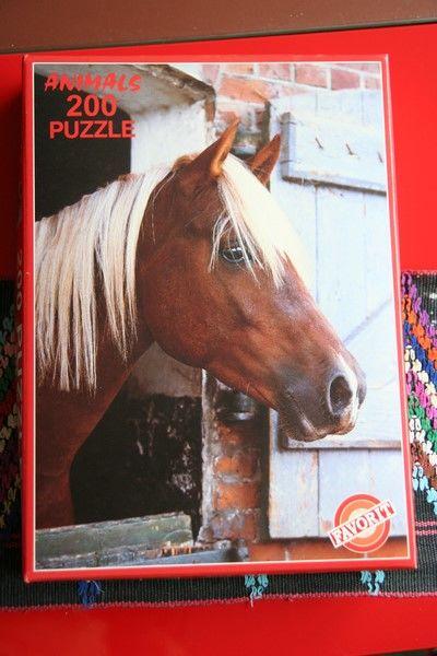 Puzzle cheval 200 pcs 5 Cergy (95)