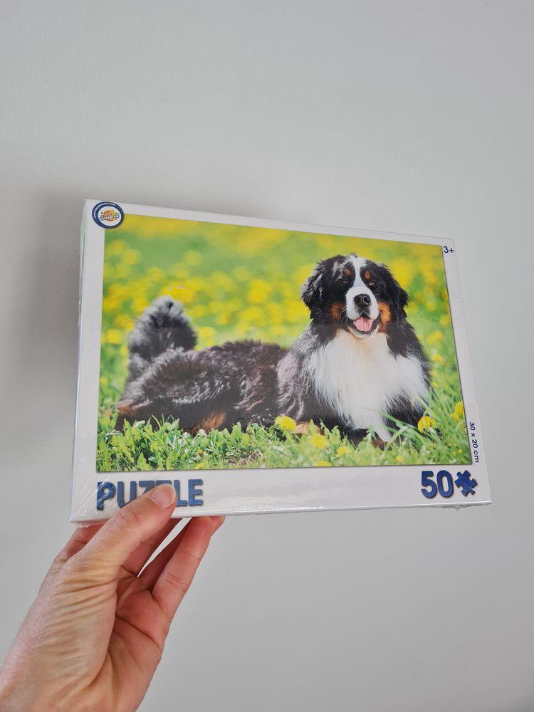 Puzzle chien  4 Annonay (07)