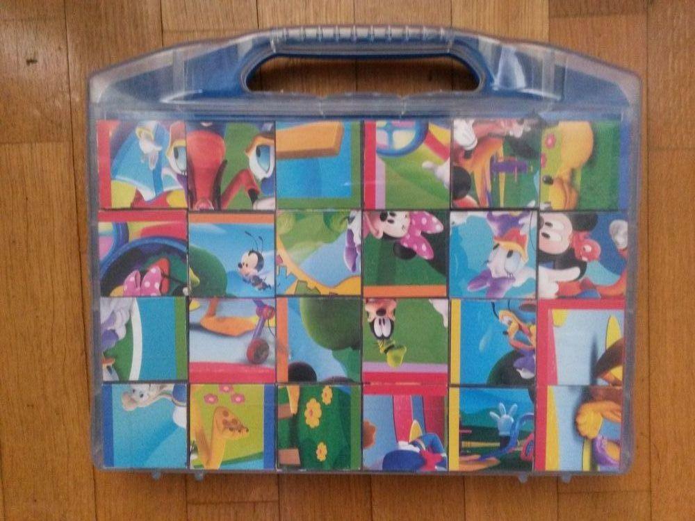 Puzzle cubes Mickey - 24 pièces 10 Paris 15 (75)