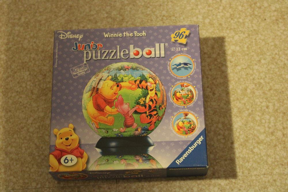 PUZZLE BAL DISNEY Jeux / jouets