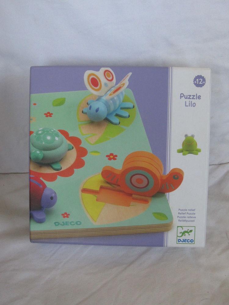 Puzzle djeco lilo 15 Saint-Jean-Pla-de-Corts (66)