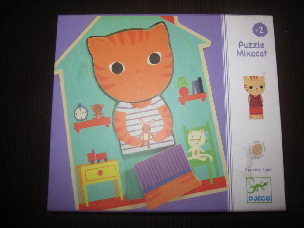 Puzzle djeco mixacat 8 Saint-Jean-Pla-de-Corts (66)