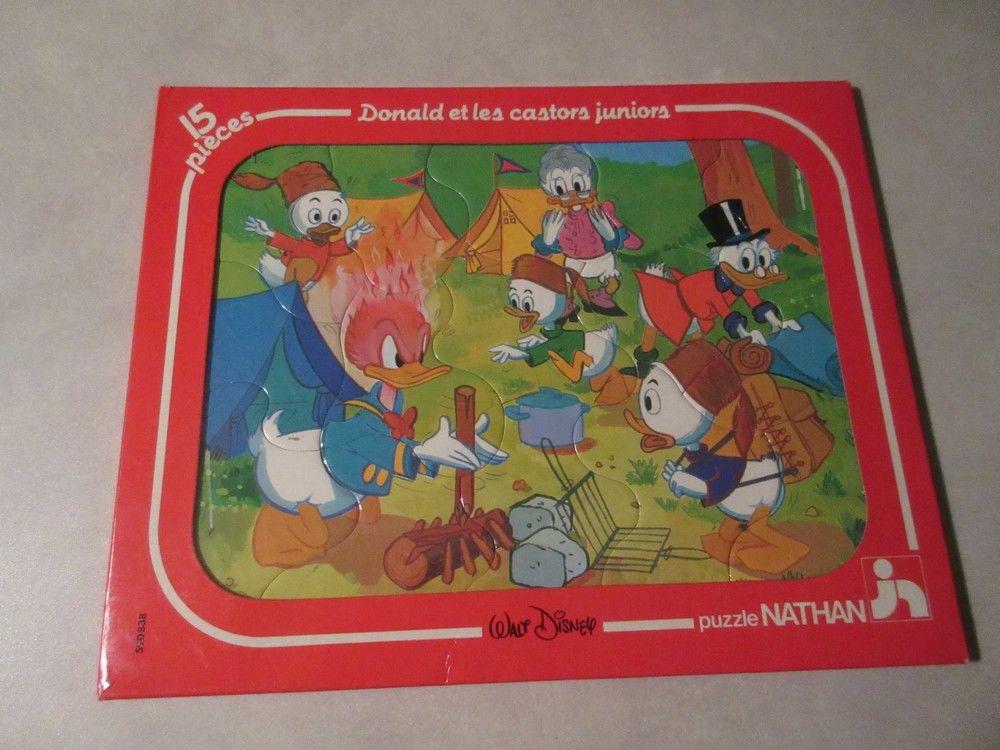 Puzzle Donald et les Castors juniors 8 Jury (57)