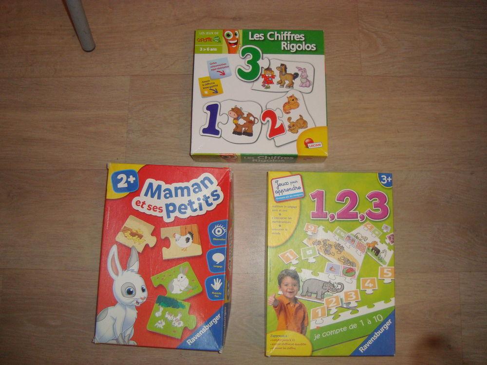 puzzle educatif 2/ 3 ans 5 Blain (44)