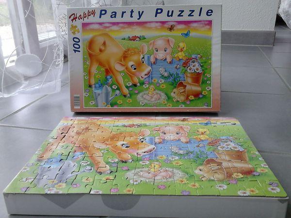 Puzzle Enfant À Partir De 4 Ans - 100 Pièces 10 Baume-les-Dames (25)